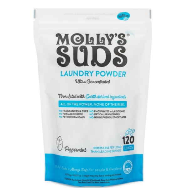 molly suds laundry