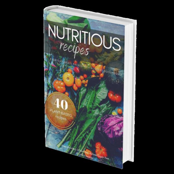 julieshealing recipe book