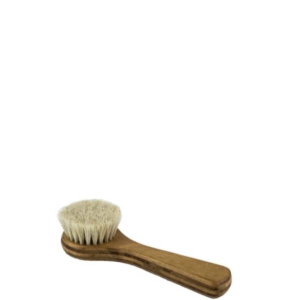 Living libations face brush